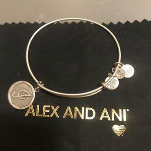 Alex & Ani bracelet worn once